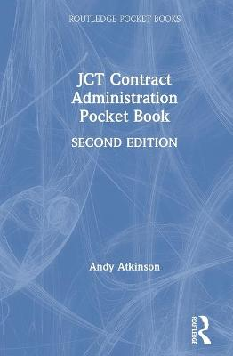JCT Contract Administration Pocket Book book