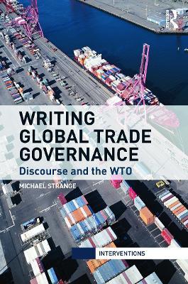 Writing Global Trade Governance book