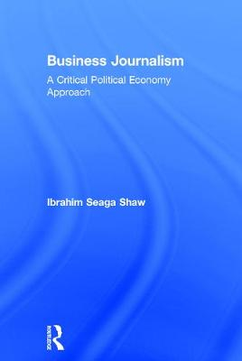 Business Journalism book