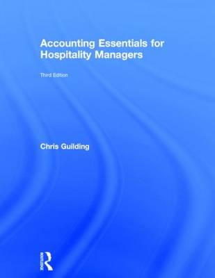 Accounting Essentials for Hospitality Managers book