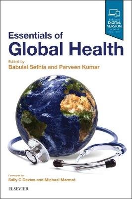 Essentials of Global Health book