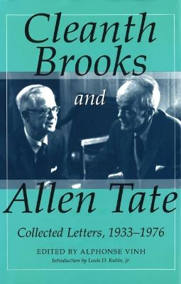 Collected Letters, 1933-76 by Cleanth Brooks