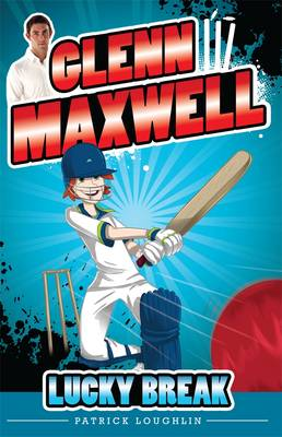 Glenn Maxwell 1 by Patrick Loughlin