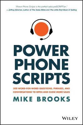 Power Phone Scripts book