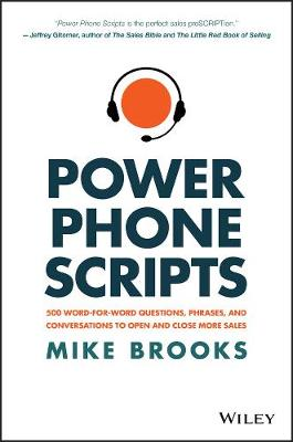 Power Phone Scripts by Mike Brooks