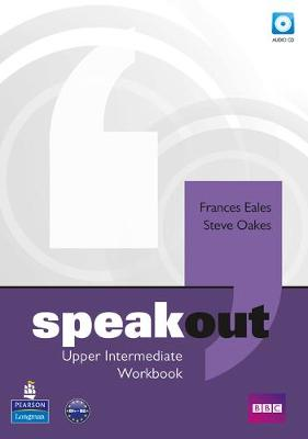 Speakout Upper Intermediate Workbook without Key for pack by Frances Eales