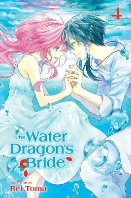 Water Dragon's Bride, Vol. 4 by Rei Toma