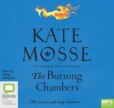 The The Burning Chambers by Kate Mosse
