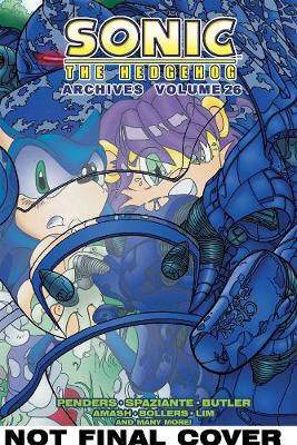 Sonic The Hedgehog Archives 26 by Sonic Scribes