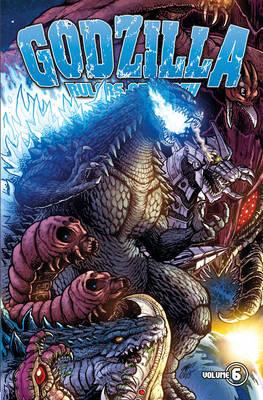Godzilla Rulers of Earth Volume 6 by Jeff Zornow
