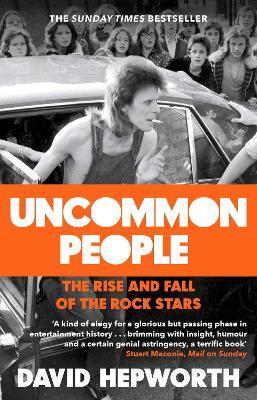 Uncommon People book