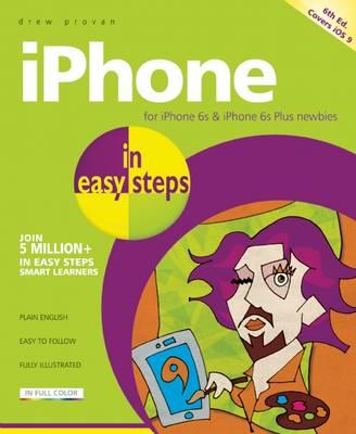 iPhone in easy steps by Drew Provan