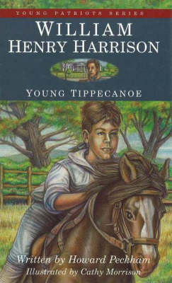 William Henry Harrison book