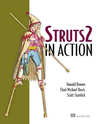Struts 2 in Action by Don Brown