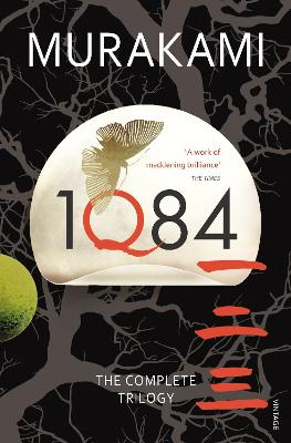 1Q84: Books 1, 2 and 3 book