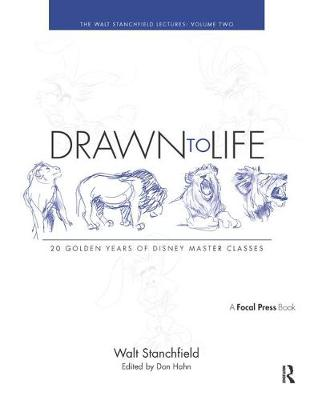 Drawn to Life: 20 Golden Years of Disney Master Classes book