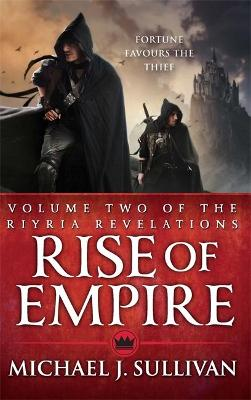 Rise Of Empire book