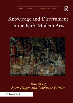 Knowledge and Discernment in the Early Modern Arts book