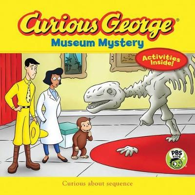 Curious George Museum Mystery book