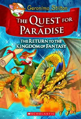 The Quest for Paradise by Geronimo Stilton