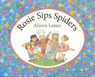 Rosie Sips Spiders book