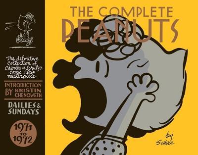 Complete Peanuts 1971-1972 book