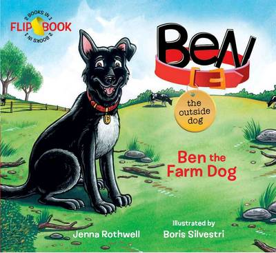 Ben, the Outside Dog book
