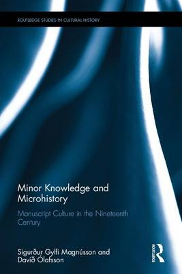 Minor Knowledge and Microhistory book