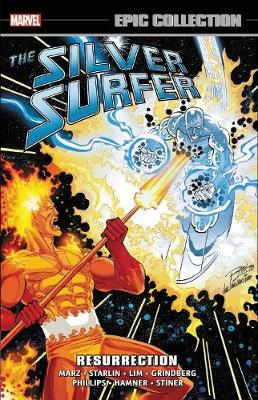 Silver Surfer Epic Collection: Resurrection by Ron Marz
