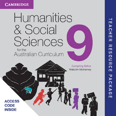 Humanities and Social Sciences for the Australian Curriculum Year 9 Teacher Resource (Card) by Kathleen Thomas