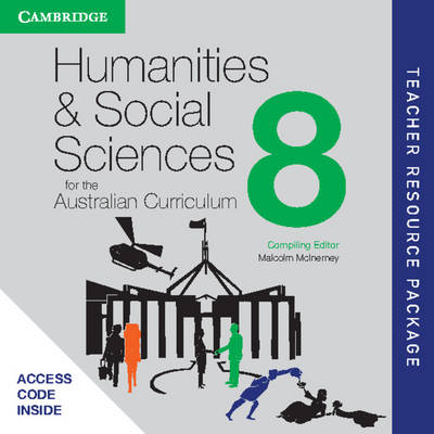 Humanities and Social Sciences for the Australian Curriculum Year 8 Teacher Resource (Card) book