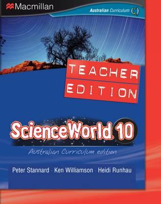 ScienceWorld 10 - Teacher Edition by Peter Stannard