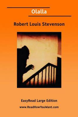 Olalla by Robert Louis Stevenson