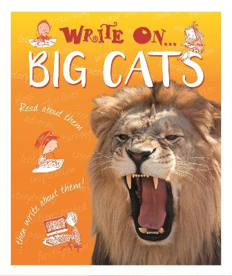 Write On: Big Cats book