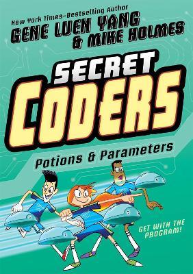 Secret Coders book