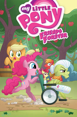 My Little Pony Friends Forever Volume 7 book