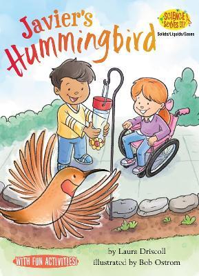 Javier's Hummingbird book
