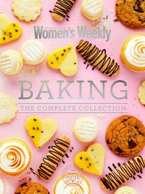 Baking The Complete Collection by The Australian Women's Weekly