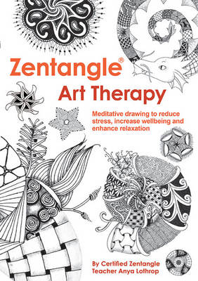 Zentangle Art Therapy book