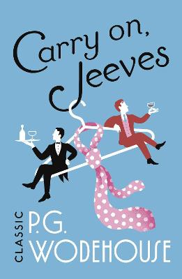 Carry On, Jeeves book