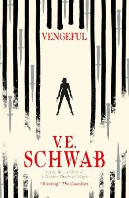 Vengeful by V. E. Schwab