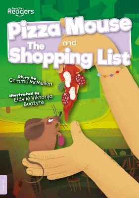 Pizza Mouse and The Shopping List book