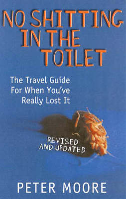 No Shitting in the Toilet book