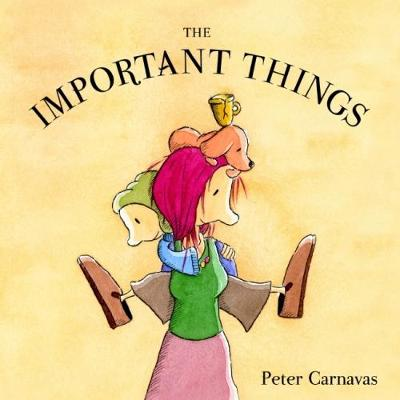 Important Things by Peter Carnavas