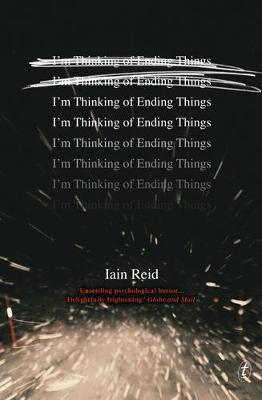 I'm Thinking of Ending Things book