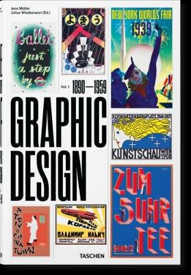 The History of Graphic Design  1 by Jens Muller
