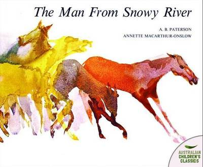 Man from Snowy River book