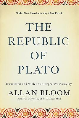 The Republic of Plato by Adam Kirsch