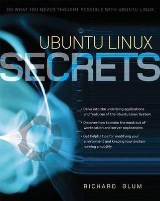 Ubuntu Linux Secrets book