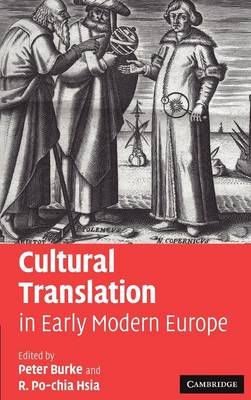 Cultural Translation in Early Modern Europe book